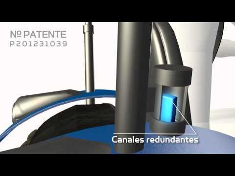 El primer airbag automático para tractores y quads es español