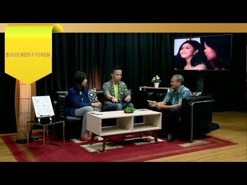 BINUS MEDIA FORUM – Tony Thamsir – Mengenal Radio Taiwan International