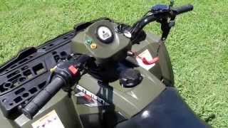 6. 2008 Polaris Sportsman 90 For Sale in Eastern NC