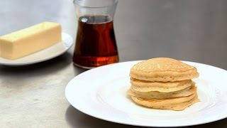 Tips To Making Perfectly Fluffy Pancakes by Everyday Food