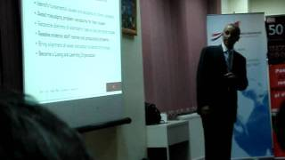 2011.09.22 Khaled WAHBA - Complexity and Systems Thinking Approaches (MBA Master Class)