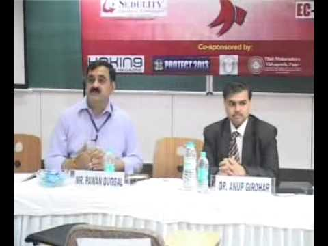 CTICon-2013 : Panel Discussion with Advocate Pavan Duggal (Part 1)