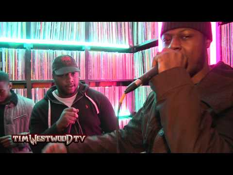 Crib Sessions – Trilla & The Crew Freestyle