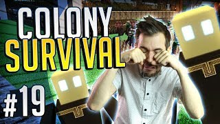 IT'S ALL OVER! | Colony Survival #19