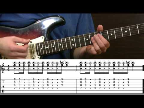 Basic Tips for Playing Funk Guitar