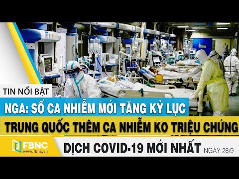 Tin tức Covid-19 mới nhất hôm nay 28/9 | Dịch virus corona Việt Nam hôm nay | FBNC