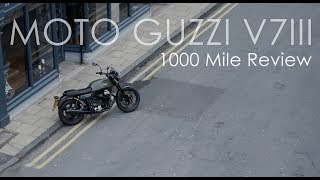 4. Moto Guzzi V7 III Stone : 1000 Mile Review