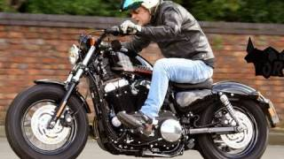 8. 2010 Harley-Davidson XL1200X Sportster Forty-Eight FIRST