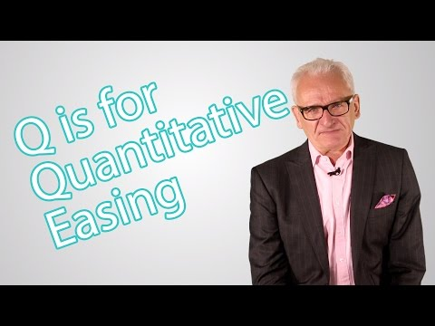Q is for Quantitative Easing - The Elite Investor Club's A - Z Guide of Investing