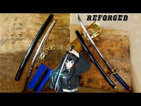 Rèn kiếm của Muichirou