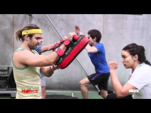 Spartacus Season 3 (Boot Camp Circuit Training)