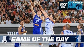 Check out the Game of the Day from FIBA 3x3 World Cup 2017 Day 4 - El Salvador vs. Philippines. Subscribe to the FIBA3x3 ...