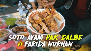 Video REVIEW BERSAMA FARIDA NURHAN , PAKAR KULINER INDONESIA || SOTO AYAM PAK DALBE MP3, 3GP, MP4, WEBM, AVI, FLV Februari 2019