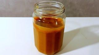 Caramel au beurre salé (Salidou)