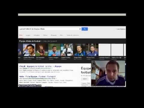 Watch 'Google devient un moteur de réponses pendant le mondial 2014'