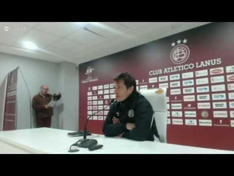 Conferencia de prensa de Guillermo previo a Colón