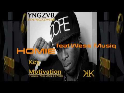 Album de YOUNGZOVIBE - Key Motivation