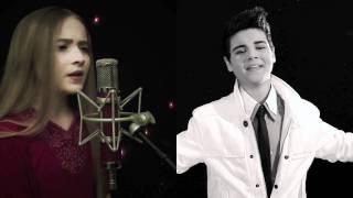 Sabrina Carpenter & Abraham Mateo  -  COME HOME  (cover)