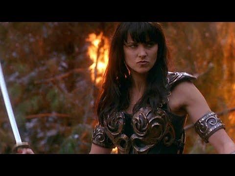 "Fight! - ""Xena: Warrior Princess"" music video"
