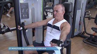 Vinte minutos de exercício por dia ajuda a prevenir 10 mil casos de câncer