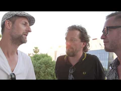 Bert Hagendoorn interviewt Tim Voors & Taco Zuidema (FreeForce) #canneslions