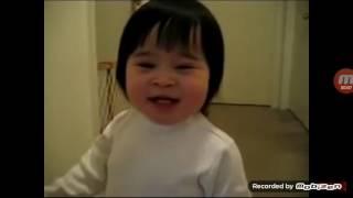 Video Bayi Lucu Salah Ngomong F*CK Bikin Gemes Banget