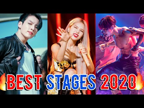 BEST KPOP PERFORMANCES OF 2020! That Had me Shook - PART1