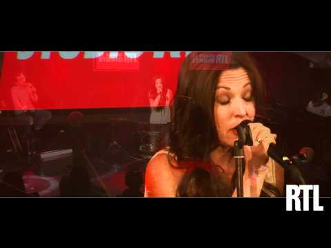 Natasha St Pier - Mourir demain en live dans le Grand Studio RTL présenté par Eric Jean-Jean - RTL (видео)