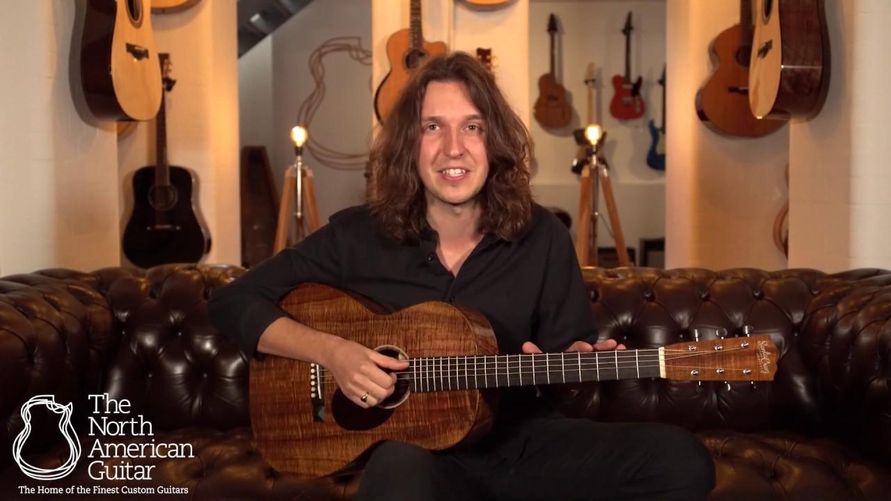 TNAG Presents: Santa Cruz 1929 OO Acoustic Guitar With Brian Love
