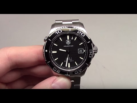 Tag Heuer Aquaracer 500 Men's Watch Ref: WAK2110.BA0830