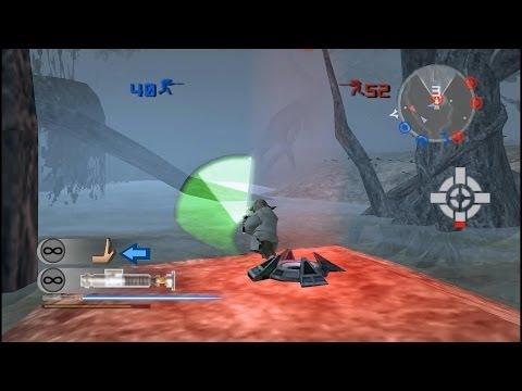 star wars battlefront ii psp gameplay