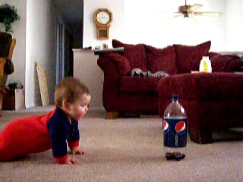 Baby Pepsi commercial