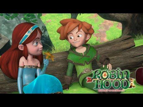 ROBIN HOOD - Damsel in distress