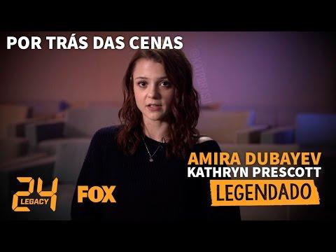 24:LEGACY | Amira Dubayev - Kathryn Prescott [Legendado PT/BR]