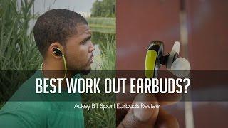 Video Best Bluetooth Workout Earbuds Under $50?    Aukey BT Sport Earbuds! MP3, 3GP, MP4, WEBM, AVI, FLV Juli 2018