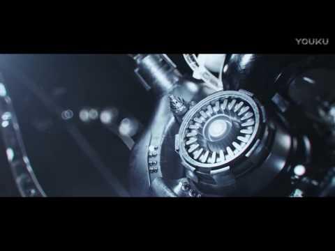 Bleeding Steel 机器之血, 2017 Jackie Chan's Sci Fi action first teaser trailer