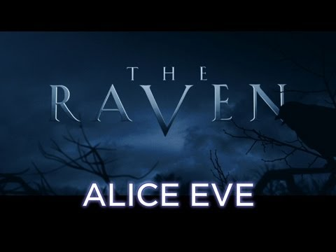 Our very own Abe Mohammadione got a chance to interview Alice Eve on her role as Edgar Allen Poe's lover in her new movie The Raven.