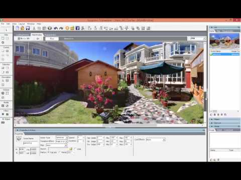 How to pop up a PDF file in Virtual Tour- Tourweaver 7.90