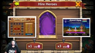Tons of Events looking for some dragons.. Also 30k gems to snatch up a MechTessa or a GunSLinger