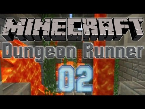 Let's Play Minecraft Adventure-Maps [Deutsch] [HD] - Dungeon Runner #2