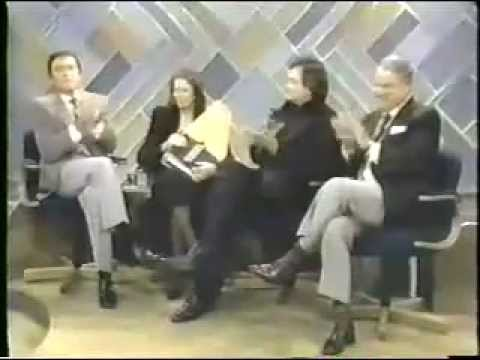 Talk Show - Johnny Cash and Don Rickles (1981)