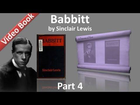 , title : 'Part 4 - Babbitt Audiobook by Sinclair Lewis (Chs 16-22)'
