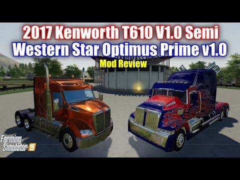 Kenworth T610 v1.0.0.0