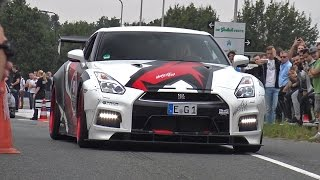 During the Cars and Coffee 'Twente' meeting in The Netherlands I have filmed many cars accelerating loud! Liked the video? Click the 'like' button, comment, ...