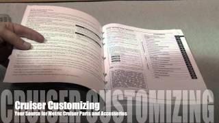9. Honda Motorcycle Service Manual VTX 1300 and all Honda Video