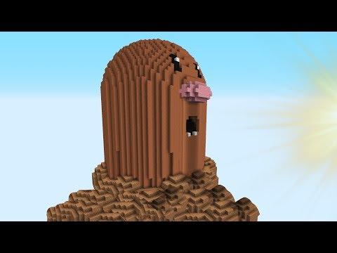 Minecraft vs Pokemon go | GIGA DIGLETT | (PvZ/Pokego Land) - Thời lượng: 2 phút, 16 giây.