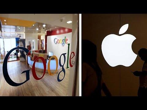 Μήνυση κατά της Google και της Apple