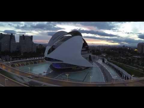 València Drone Video