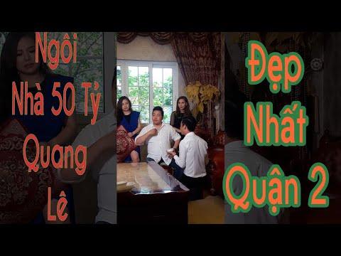 Ngôi nhà 50 tỷ Của Quang Lê Tại Quận 2 TPHCM dành cho Học Trò Tập hát - Thời lượng: 4:07.