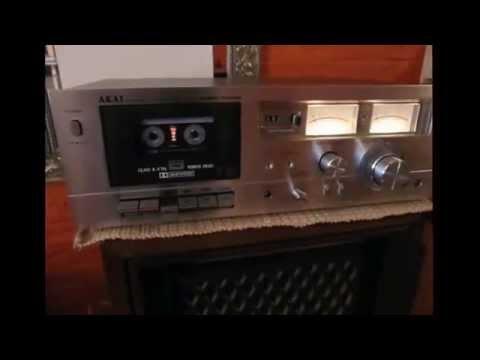 PLATINE K7 / Lecteur Cassette AKAI GXC-706D steréo cassette deck